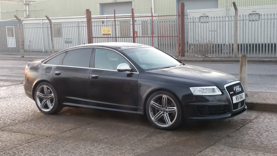 RS 6. The Hunt. Sitting comfortably ? - Page 4 - A8 Parts Forum