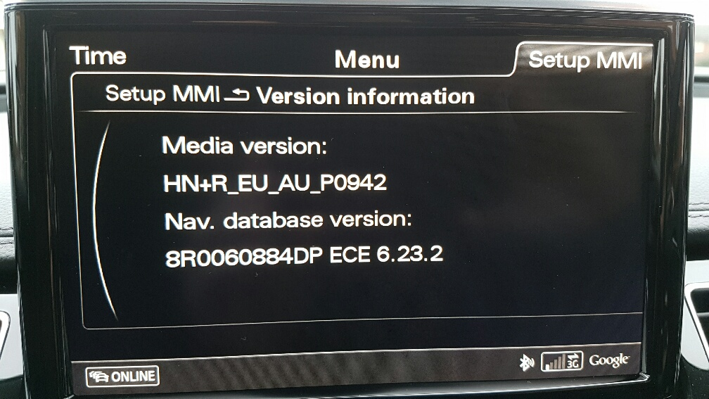 latest version of mmi ??? - Page 3 - A8 Parts Forum