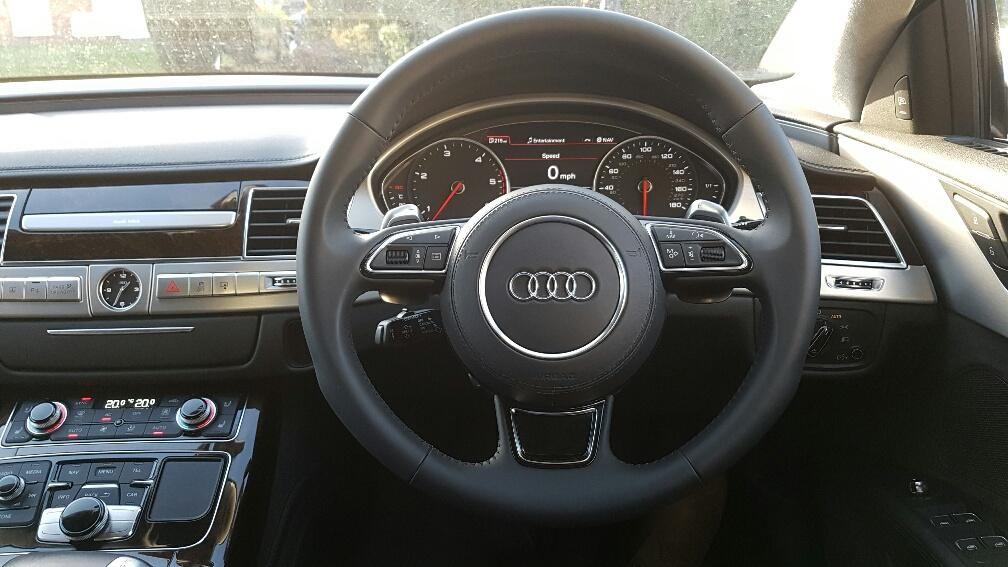 Retrofit heated steering wheel - Page 2 - A8 Parts Forum