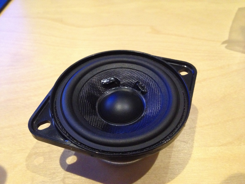 Replacing D3 B&O Dashboard Speakers - A8 Parts Forum